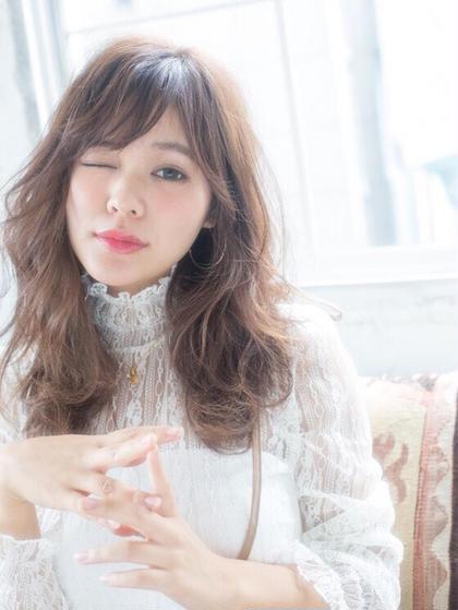 💜新規限定‼️前髪カット+カラー(シングルカラー)トリートメント✨✨