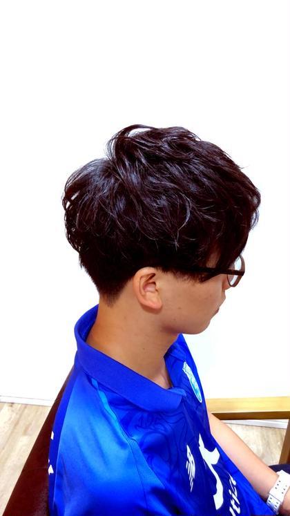 Ardy Hair 富雄三碓店所属・森本 貴大のスタイル