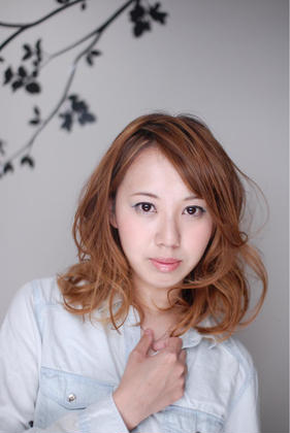 Rocket hair-space所属・中平健太のスタイル