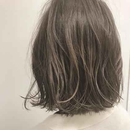 津村明のヘアカラーカタログ
