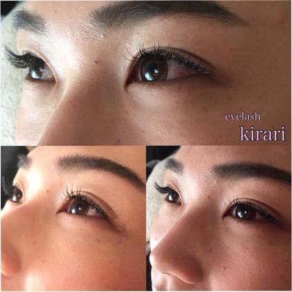 Cカール /太さ0.15 長さ/目頭11㎜。黒目上12㎜。目尻11㎜  eyelash salon ☆所属・岩間優子のフォト