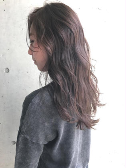 ✂︎【デザインカット+リタッチカラー+トリートメント】✂︎