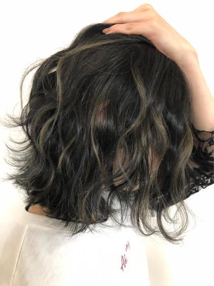 hair&makeNOISM-elua-所属の矢野岬のネイルデザイン