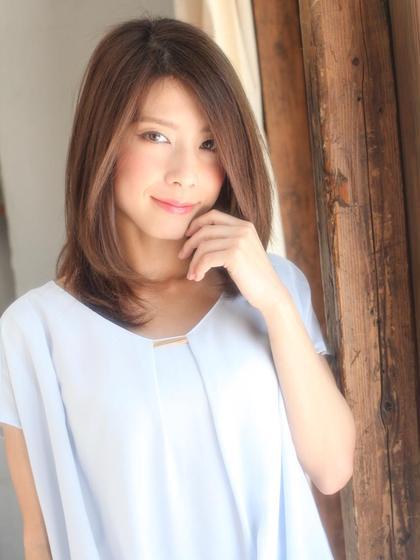 ◆ミニモプライス◆【うる艶♪ストレート】 カット+縮毛矯正《集中補修ケア付》