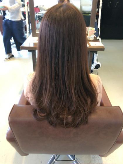hair design  BEER所属・ヒラマツカレンのスタイル