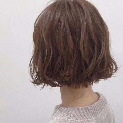 ふんわりくせ毛風パーマ♪ 堤舞奈のヘアスタイル・ヘアカタログ