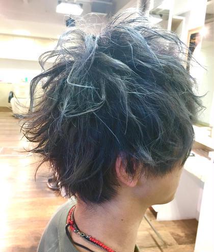 matt gray♪  かっこいい☆ BLAZE本店所属・大庭誠加津のスタイル