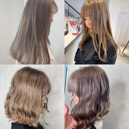 cut &color
