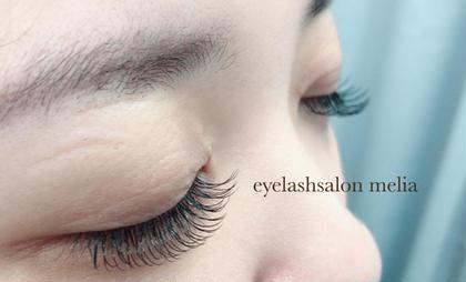ミンク120本 グラマラスデザイン eyelashsalon melia所属・eyelashmeliaのフォト