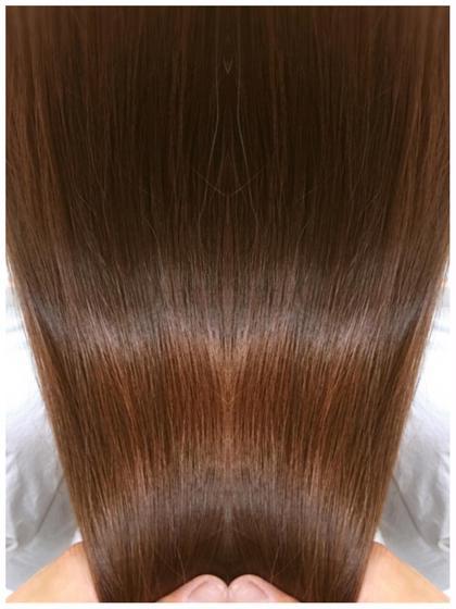ブリーチを使わないアッシュカラー!や通常カラーまで。髪を傷ませない前処理トリートメント前髪カット+枝毛カット
