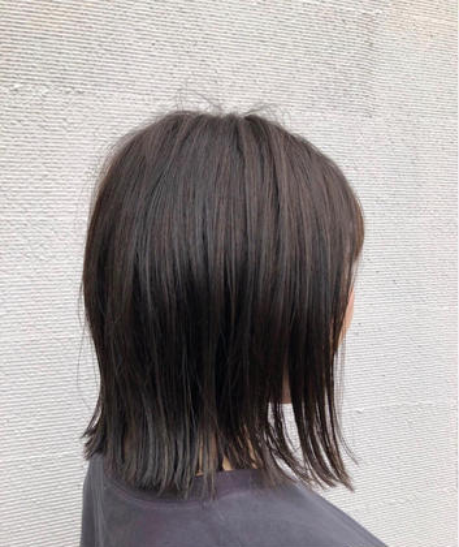 【minimo限定】❤︎カット+縮毛矯正