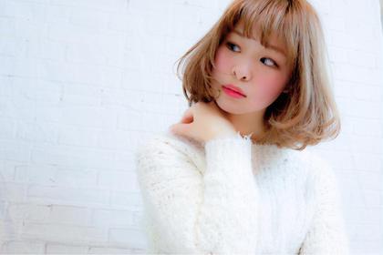 【ミニモ春きゅん】デザインカラー&全体染め⭐️