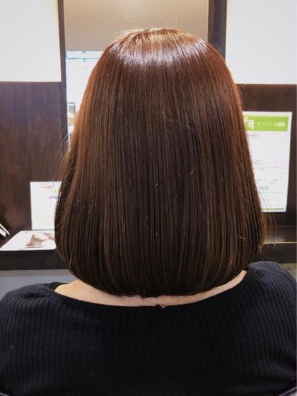 ex-fa hair resort所属・トップスタイリスト吉川 利也のスタイル