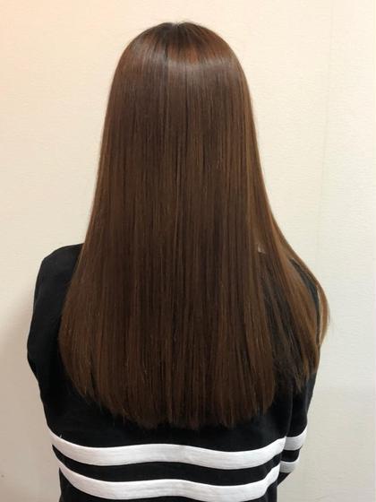 【最高のツヤ髪へ】 髪質改善サブリミックトリートメント