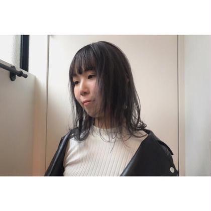 似合わせカット & 赤みoff ♦︎アディクシーカラー♦︎&プレケアトリートメント