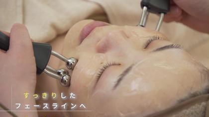 【小顔矯正・姿勢診断・サイクロン波矯正】骨格を整えて最新機器でスッキリ小顔にさせます‼️