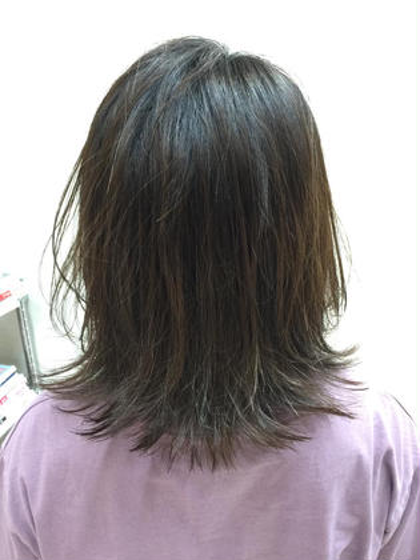 GARDEN Ramie表参道店所属・新屋敷建伍のスタイル