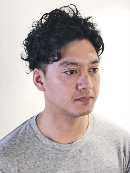 キャメル平井所属の松本和也のヘアカタログ