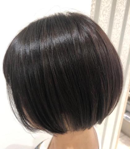 🍀3月限定🍀🔻就活生必見!!🔻黒染めを使わない自然な黒髪カラー&アミノ酸トリートメント