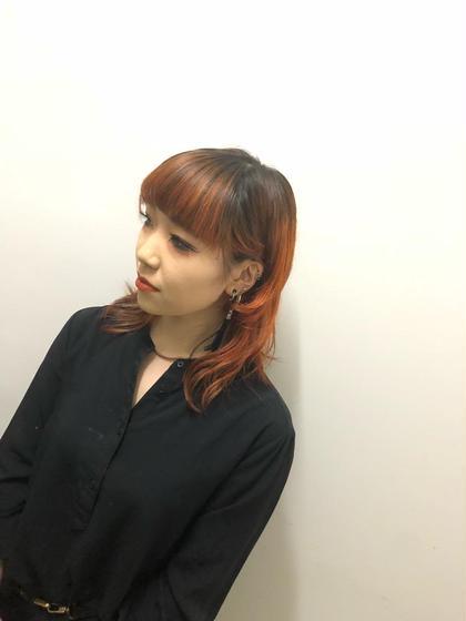 【フルコース】カット & カラー & パーマ & トリートメント