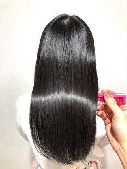 💗髪質改善ヘアエステ💗