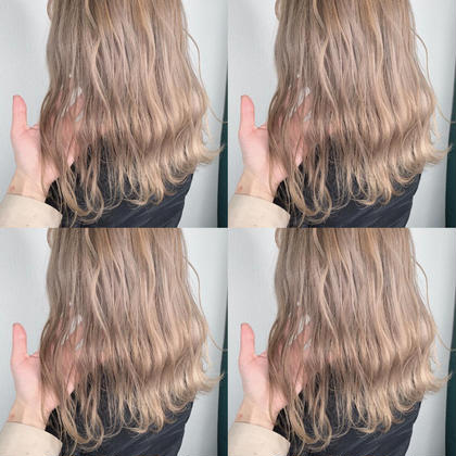 🌈ダブルカラー+(持続性が良くサラサラになる)魔法の艶髪トリートメント🌈