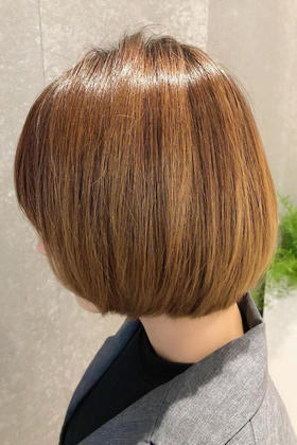 ⚡️平日限定⚡️【毛髪の強度30.6%アップ】⭐️キューティクルトリートメント⭐️✨自社シャンプー300ml付き✨