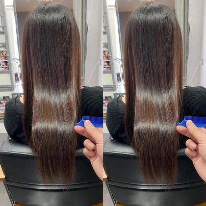 10月も継続します!髪質改善Xトリートメント+超音波ケアプロ+枝毛カット