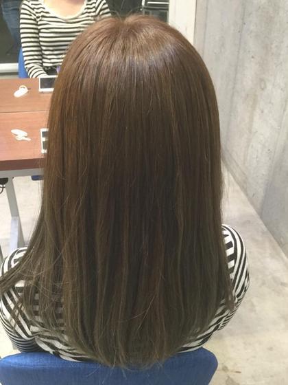 グラデーションでマットアッシュを☆  LIBERTY-H所属・久代雄太のスタイル