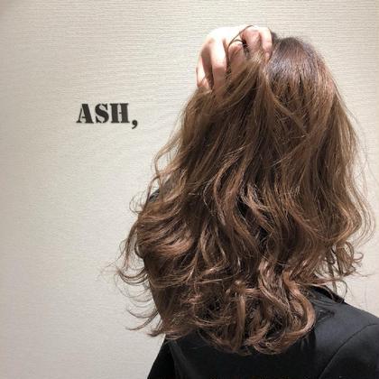 Ash東神奈川所属のAsh東神奈川店のヘアカタログ