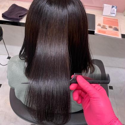 ✨🧞♀️人気No.2🧞♂️✨髪の内部から集中ケア✨モデルのような髪に✨髪質改善トリートメント✨(炭酸スパ付き✨)