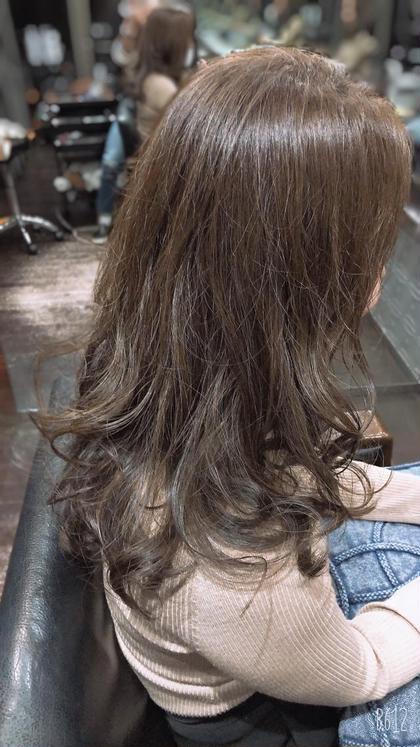 前髪切りたくないですか?‼️今なら前髪カット無料😆キャラデコカラー+ケアトリートメント