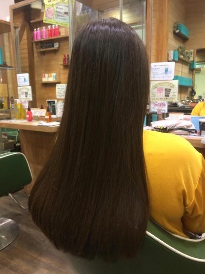 【新規】アディクシー、スロウ、イルミナカラー+カット透き通る艶髪色