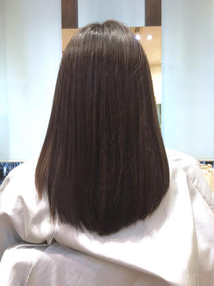 olive南森町店所属の和田大志のヘアカタログ
