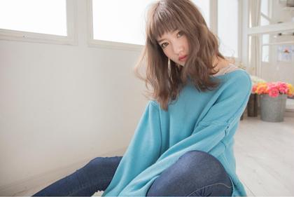 uta* 天王寺駅前店所属のuta*(ウタ)天王寺駅前店のヘアカタログ