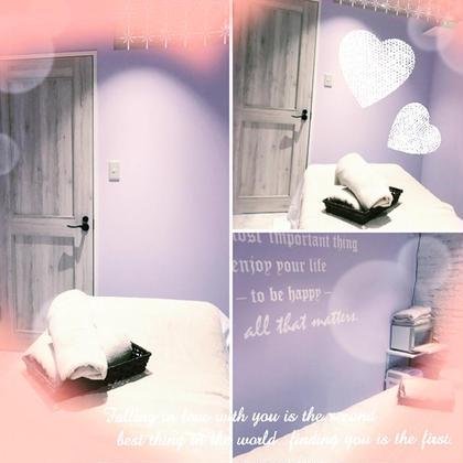 CARINAのエステルーム♡ 可愛いさ半端ない♡ CARINA  brand new~reverie~上本町店   YUUKI所属・YUUKI.Yのフォト