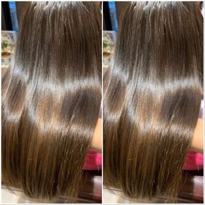 ✨話題の艶髪✨髪質改善美髪チャージ【サイエンスアクア】