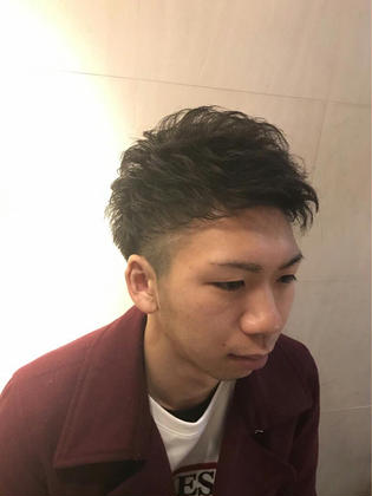 ヒロ銀座銀座店所属・清野純平のスタイル