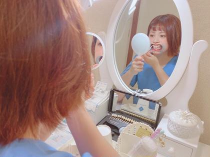 歯のホワイトニング10回照射(5来店)