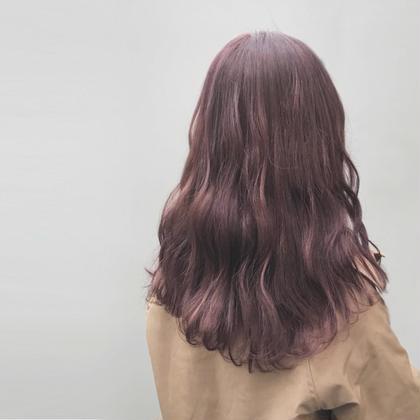 🌸Springクーポン🌸「黒髪卒業や新生活のイメチェンに♡」カラー+トリートメント