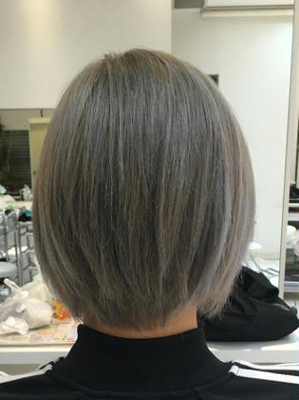 Wカラーでしか出せない色、あなたも体験してみませんか? Hair Lounge GAGA所属・GAGA耕太郎のスタイル