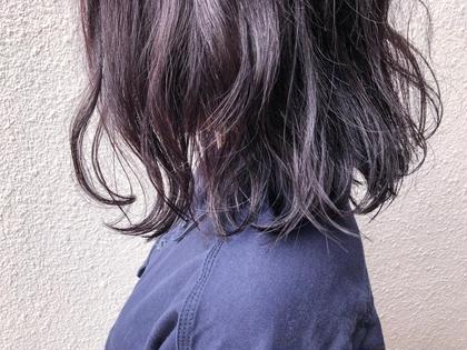 http://instagram.com/masaki__626  今季のラベンダーカラー! 篠田雅樹の