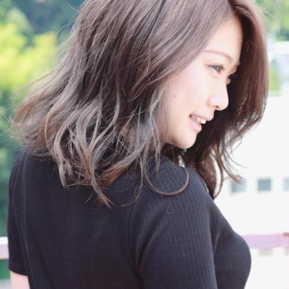 新規限定特別キャンペーン前髪カット&カラー&2ステップトリートメント