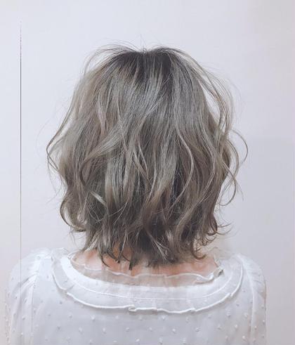 これで理想な髪色に!なんでもありの  デザインカラークーポン 最終形
