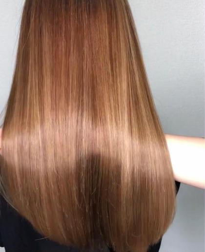 美髪チャージカットカラー