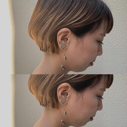 ✨前髪カット & カラー✨