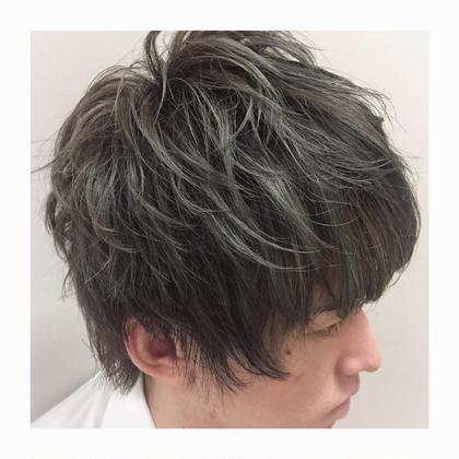 シルバーアッシュ SPICE   HAIR AVEDA所属・宮本聖希のスタイル