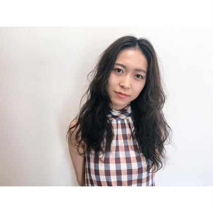 イルミナカラー ゆるふわパーマ IMAJINE吉祥寺店所属・澤登友駿のスタイル