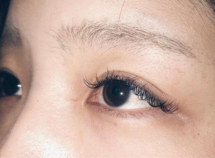 Cカール♡ 目頭から順に9.10.12mm♥️ EyeBeautySalonSylph東三国店所属・生田亜由美のフォト