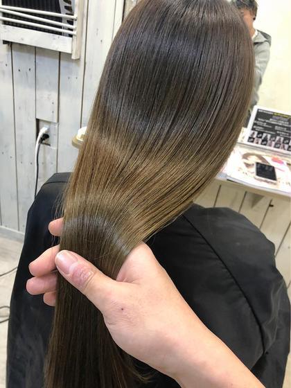 ⭐️LA発髪質改善ケラチントリートメント⭐️【新規から3回目まで利用可能】